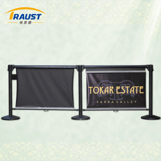 Queue Line System Roller Banner pictures & photos