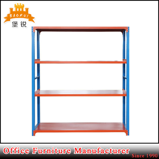 Fas-060 Steel Shelf Shelving Metal Warehouse Storage Rack pictures & photos