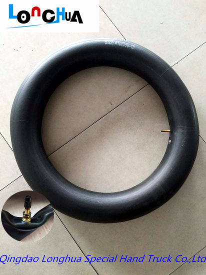 Natural Rubber Motorcycle Inner Tube (300/325 -17) pictures & photos