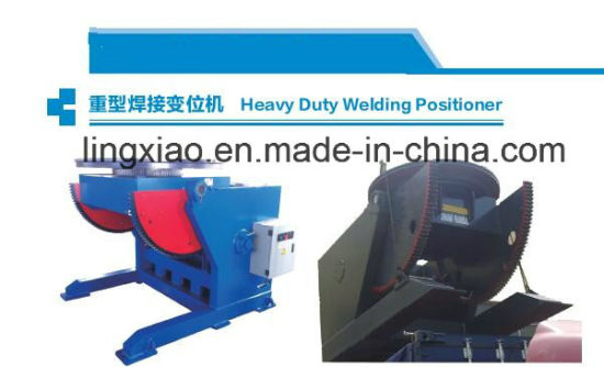 Heavy Duty Welding Positioner HD-3000 for Circular Welding pictures & photos