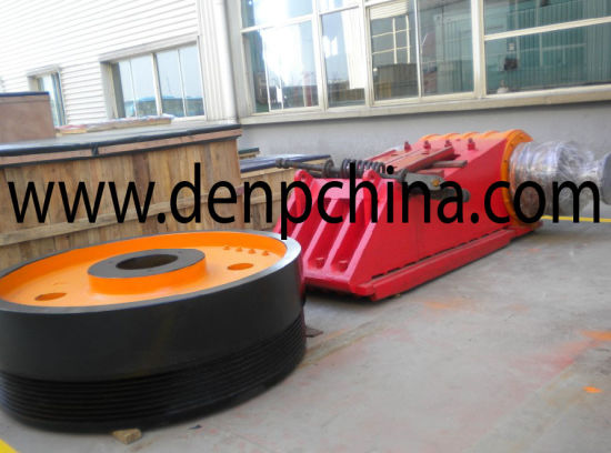 Jaw Crusher Fly Wheel Packaged for Export pictures & photos