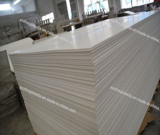 High Surface Hardness PVC-ESD Sheet pictures & photos