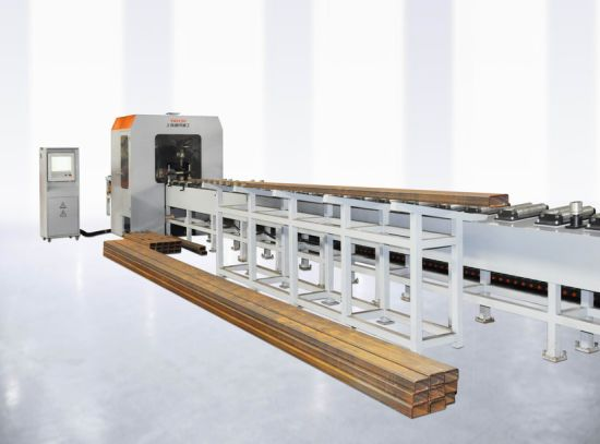 CNC Square Plasma Tube Cutting Machine pictures & photos