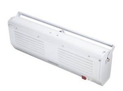 Screen Heater for Over Door Heating