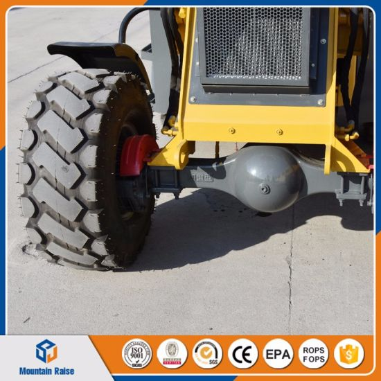 Wz22-10 Chinese High Quality Mini Backhoe Loader for Sale pictures & photos