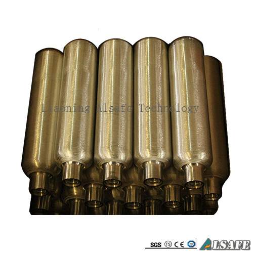Small Size Hi Pressure Aluminum Air Cylinder pictures & photos