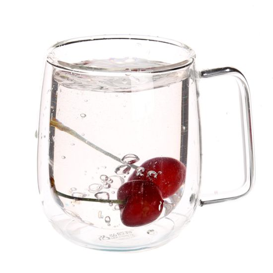 Glass Drinking Cups for Tea Coffee pictures & photos