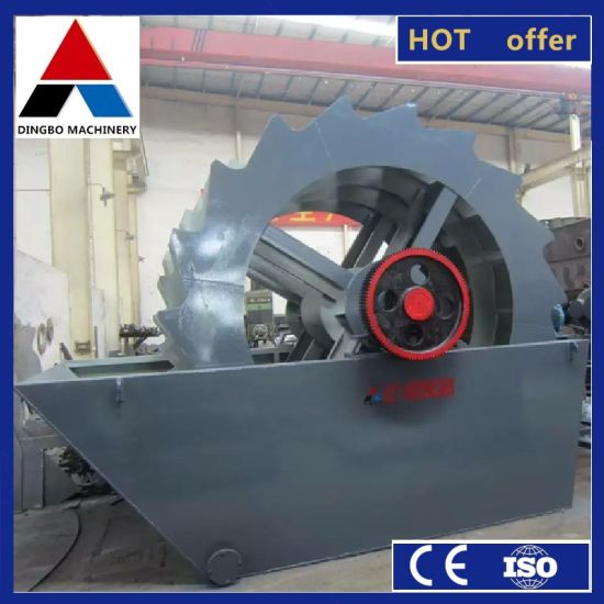 Manfacturing Wheel Sand Washer for Mine pictures & photos