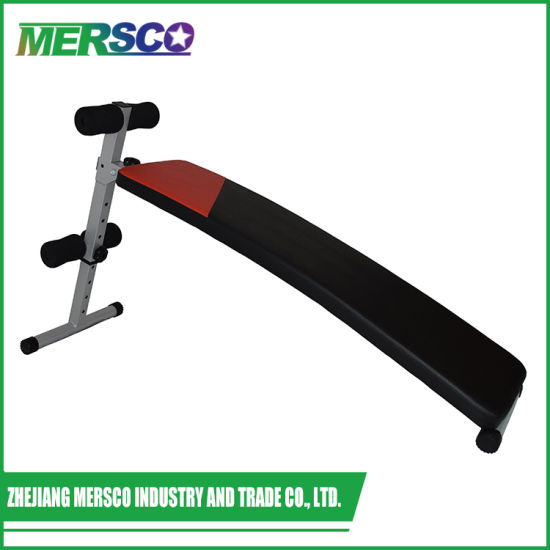 Adjustable Fitness Home Gym Exercise Weight Body Building Training Bench