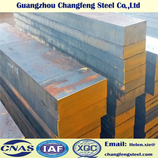 1.2344 Alloy Tool Steel Flat Plate pictures & photos