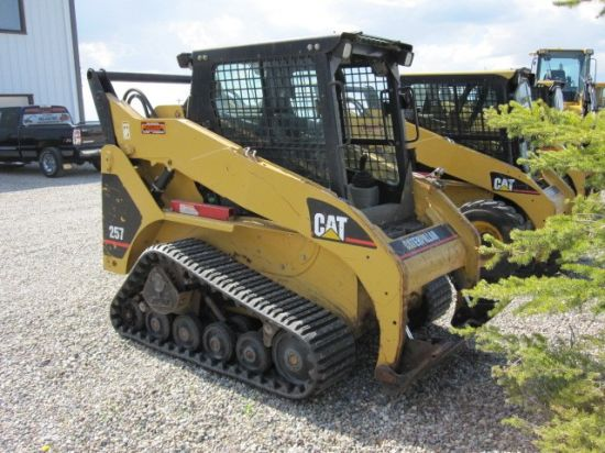 Rubber Track for Cat287 Compact Loader pictures & photos