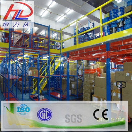 High Quality Warehouse Mezzanine Racking pictures & photos