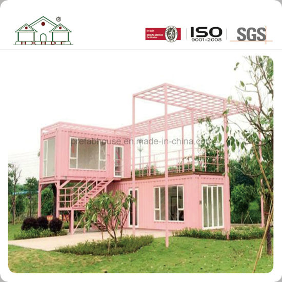 Well Decoration Modualr Prefab Container Home Building for Living pictures & photos