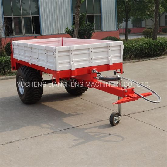 Motorboat Trailer Yacht Transport Trailer High Quality ATV Traciler for Car and SUV