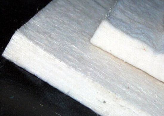 Fireproof Thermal Insulation Ceramic Silica Aerogel Blanket for Building  Materials