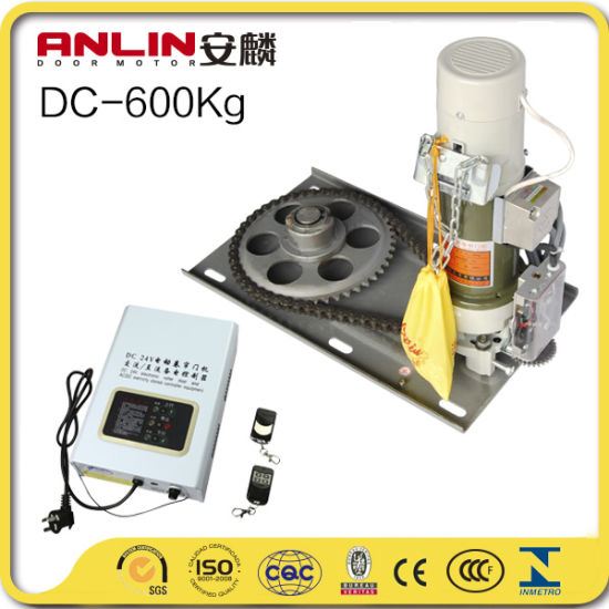 China Anlin Dc 600kg Electronic Garage Door Opener For Good Price