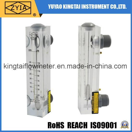 Acrylic Panel Type Low Cost Water Flowmeter