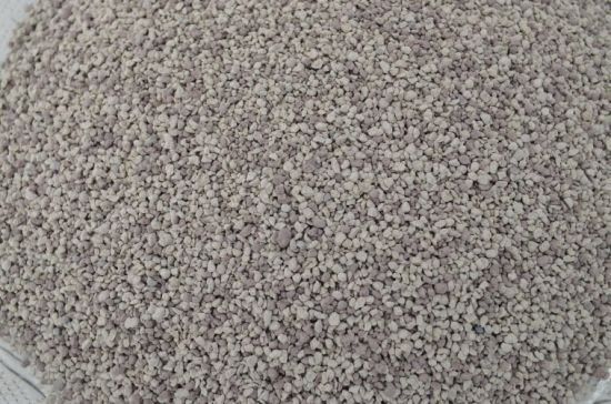 White Clumping Bentonite Cat Sand/Cat Litter pictures & photos