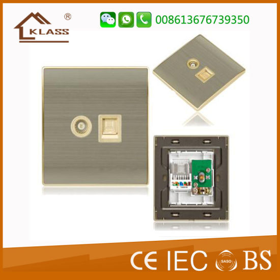 Energy Saving Sound Coutrol Light Electrical Switch pictures & photos
