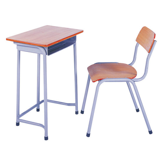 Por Fixed Student Desk Chair Set Middle School Clroom Single And Furniture