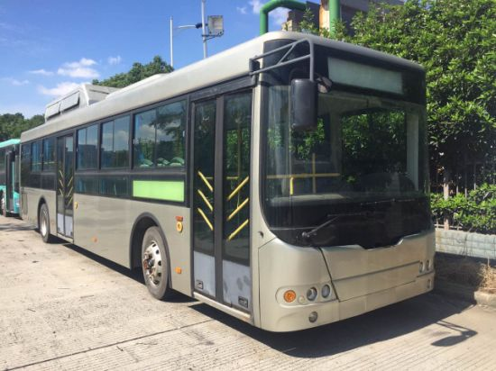2017 Used City Bus (Slk6125) pictures & photos