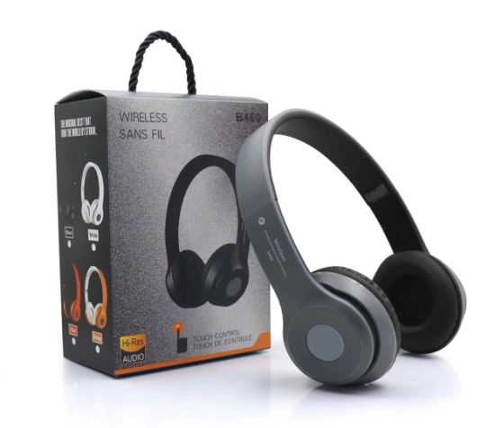 a6453b854a9 Original Wireless Bluetooth Headphone for Jbl B460 with TF pictures & photos