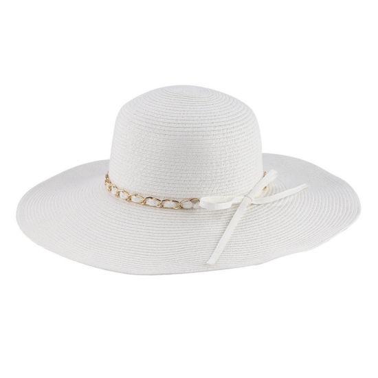 Custom Wholesale Cheap Handmade Fashion Multi-Colors Floppy Wide Brim Paper Straw Hats