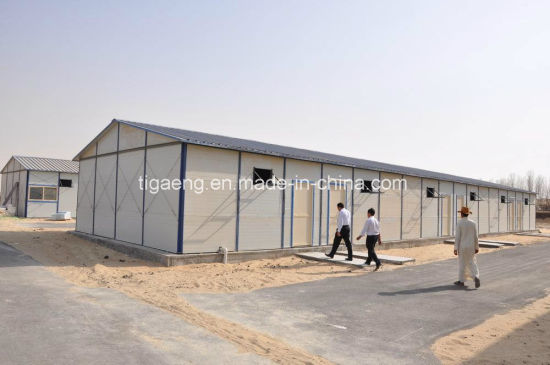 Cheap Prefabricated House Dormitory for Labor pictures & photos