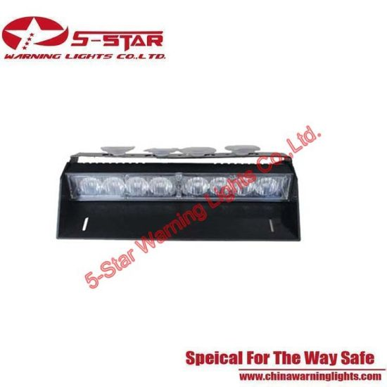 LED Dash/Deck Flashing Visor Emergency Warning Light pictures & photos