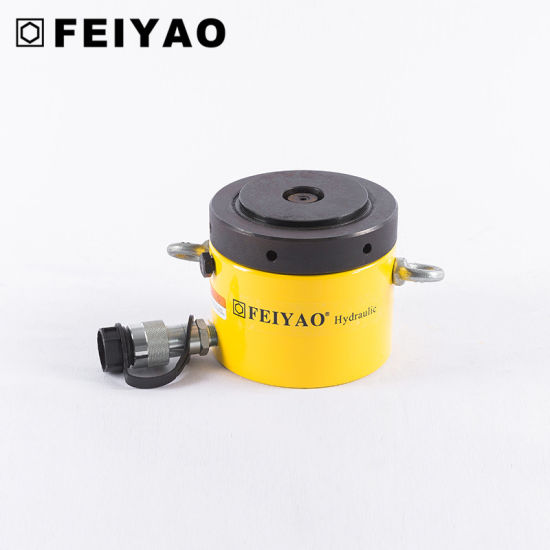 China Single Acting Pancake Lock Nut Hydraulic RAM (FY-CLP) - China