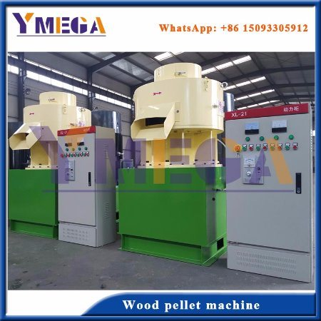 Vertical Ring Die Wood Pellet Machine for Big Capacity Production pictures & photos