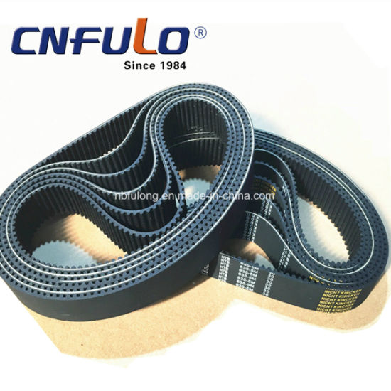 Kevlar Rubber Timing Belt, Power Transmission, Htd 5m pictures & photos