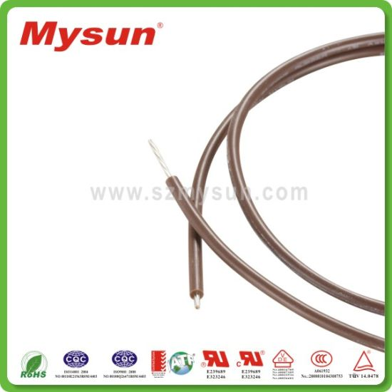 China High Voltage Resistant Insulated Halogen Free XLPE Electrical ...
