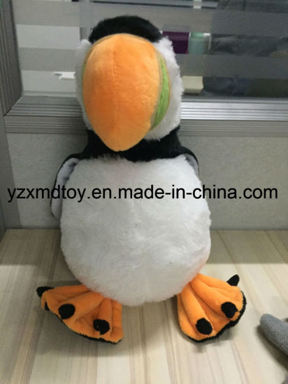 Stuffed Obi The Atlantic Puffin Plush Puffin Toy pictures & photos