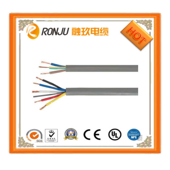 China Twisted Pair PVC Insulated Rvs Fire Alarm Electric Wire Cable ...