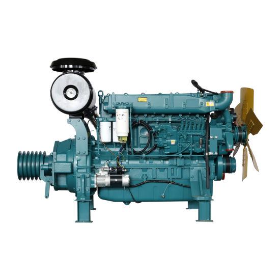 Hot Sale 6 Cylinders 1500r Diesel Engine for Industrial