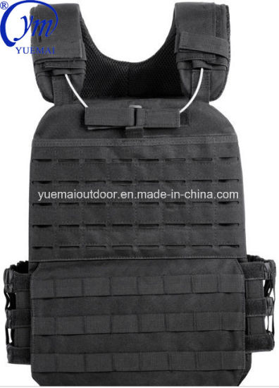 Military Army Combat Securiry Defense Tactical Vest Plate Carrier