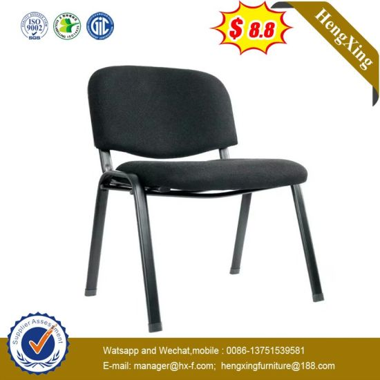Modern Plastic School Office Training Conference Fabric Meeting Chair