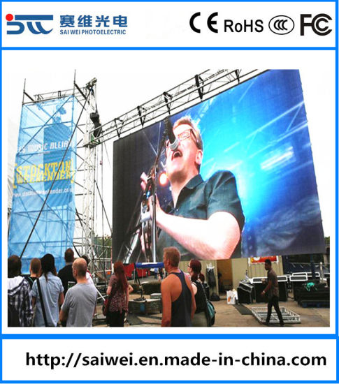 Outdoor P5 P4.81 P4 P3.91 P3 Rental LED TV Video Wall Displays for Advertising Display Screens Panel Sign Billoard Screen Modules