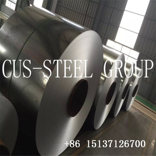 Hot Dipped Boxing Galvanised Steel in Coil/Galvanized Iron Steel Sheet