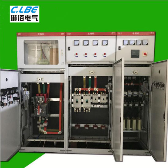 Plug-in Load Center Drawout (GGD Low Voltage) Electrical Distribution Cabinets