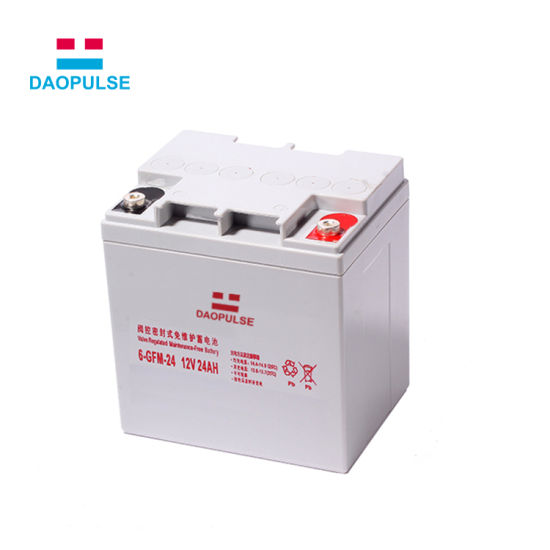 Great Power 12V 24ah Deep Charged Lead Acid Gel Graphene Battery for Wholesale