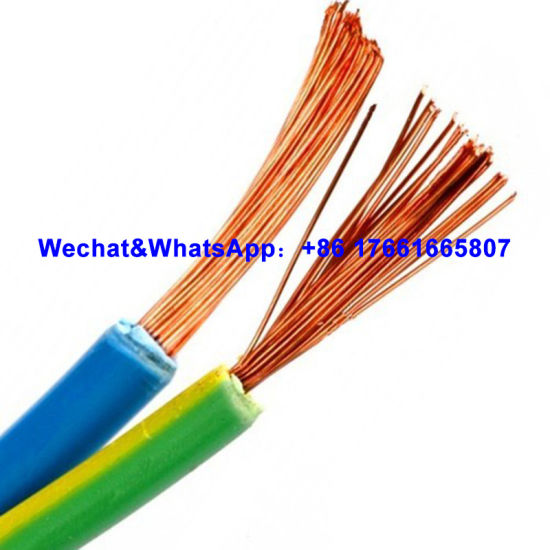 China Home Depot Electric Copper PVC Wire Manufacturer ... on
