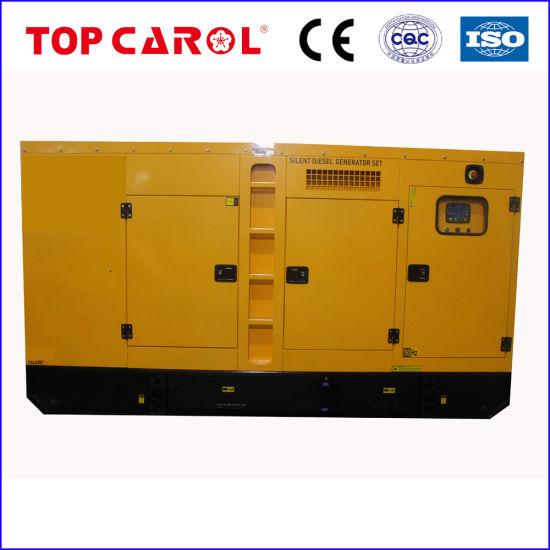 220kVA Silent Soundproof Type /Open Type Deutz/ Cummins Standby Diesel Power Generator