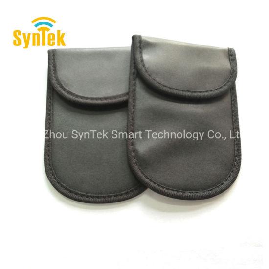 f3f49cf1f55b China Faraday Cage Shield Car Key Fob Signal Blocking Pouch Bag ...