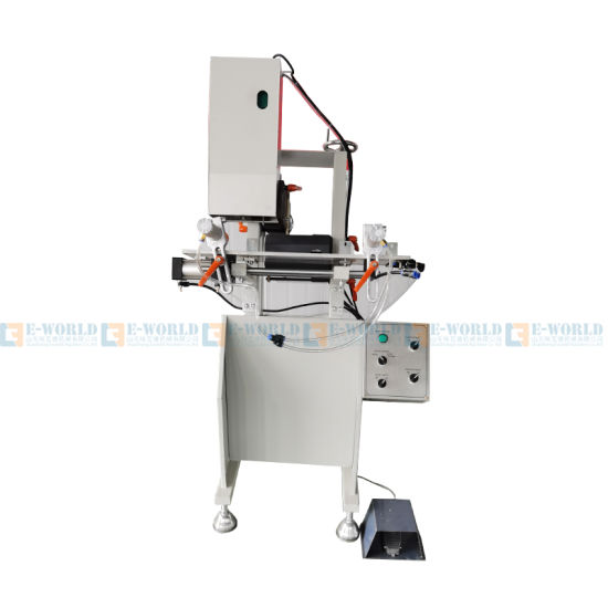 Two Axis Water Slot Router Machine for UPVC Window Making