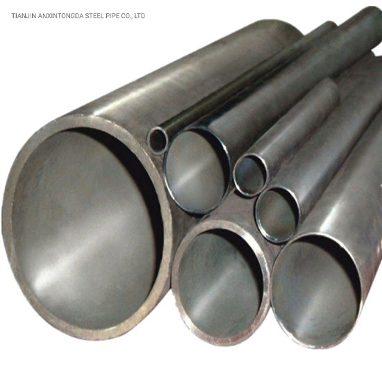 Q195 Mill Production Line Welded Carbon Steel Pipe