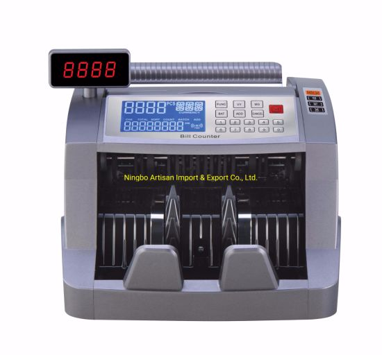 Bank Machine Cash Multi-Functional Money Detector Currency Bill Counter