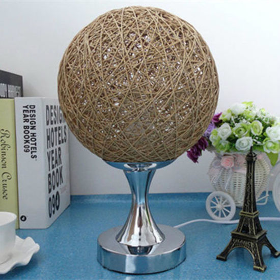 Bedside Table Lamp for Bedroom Reading Room Decoration