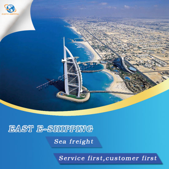 Sea Freight Shipping From Guangzhou to Dubai pictures & photos